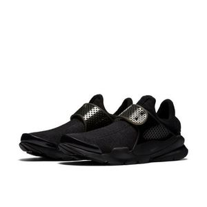Nike Sock Dart Black Unisex casual shoes size 6Y